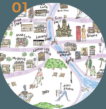 lounie-town