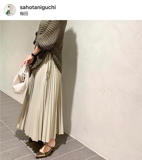 大丸梅田店 谷口さん