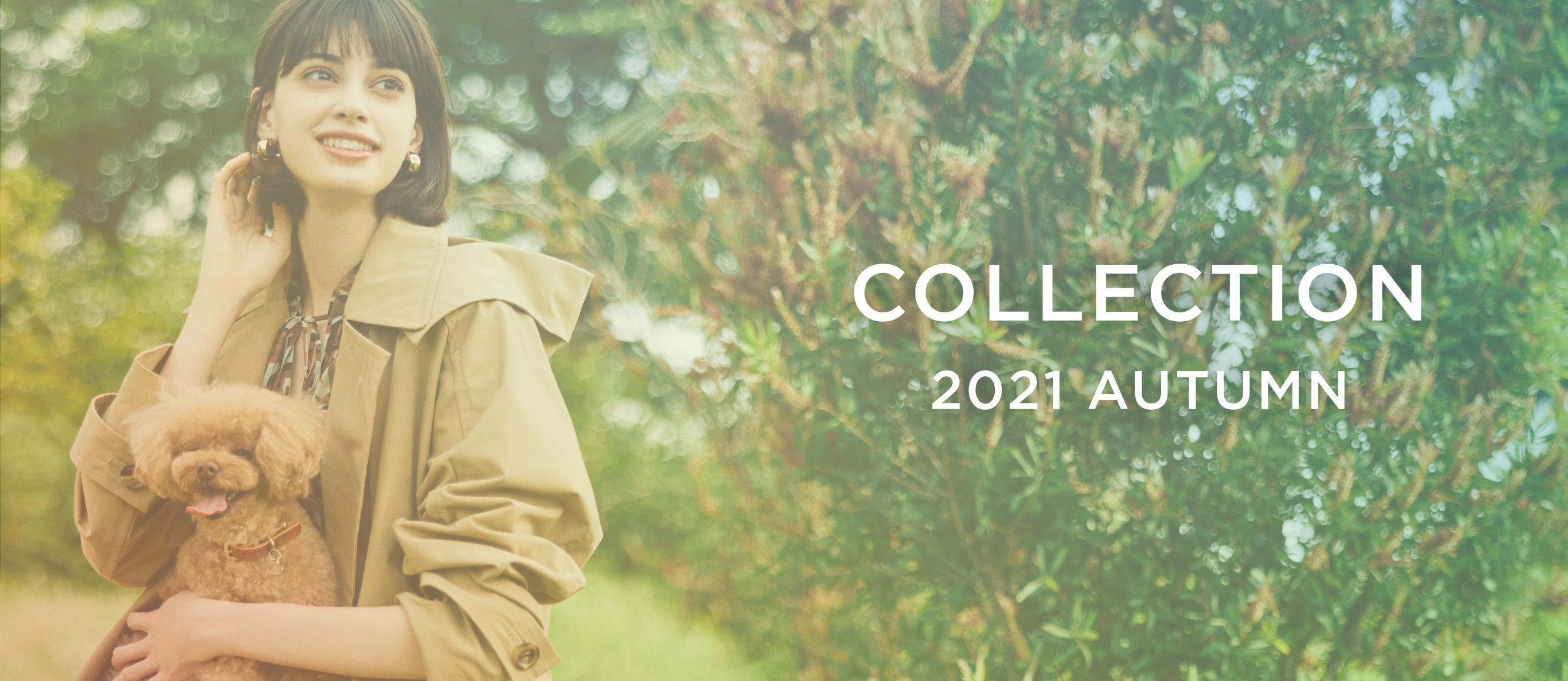 COLLECTION 2021 AUTUMN