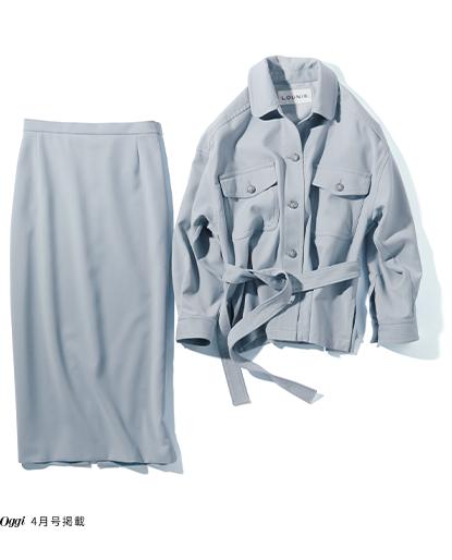 CPOジャケットのセットアップ