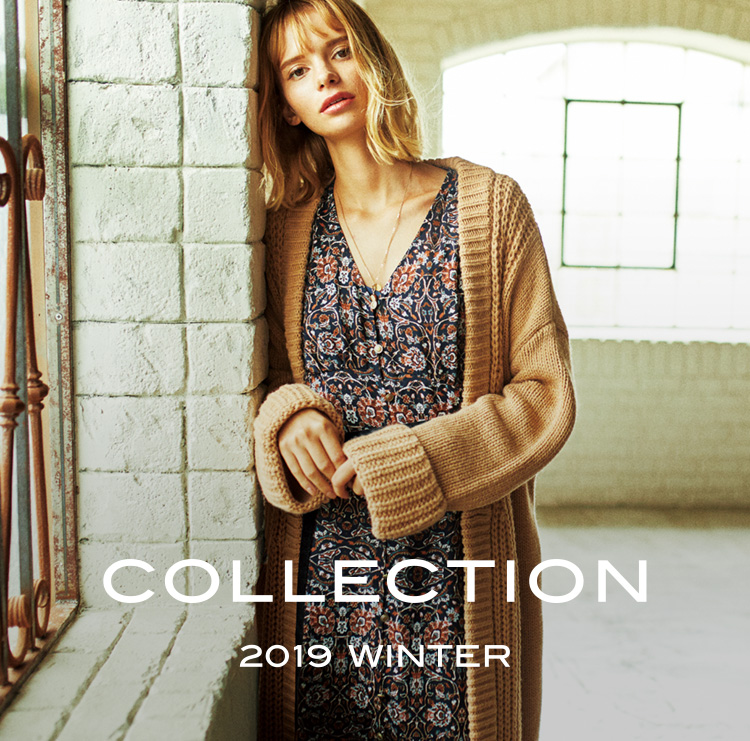 COLLECTION 2019 WINTER