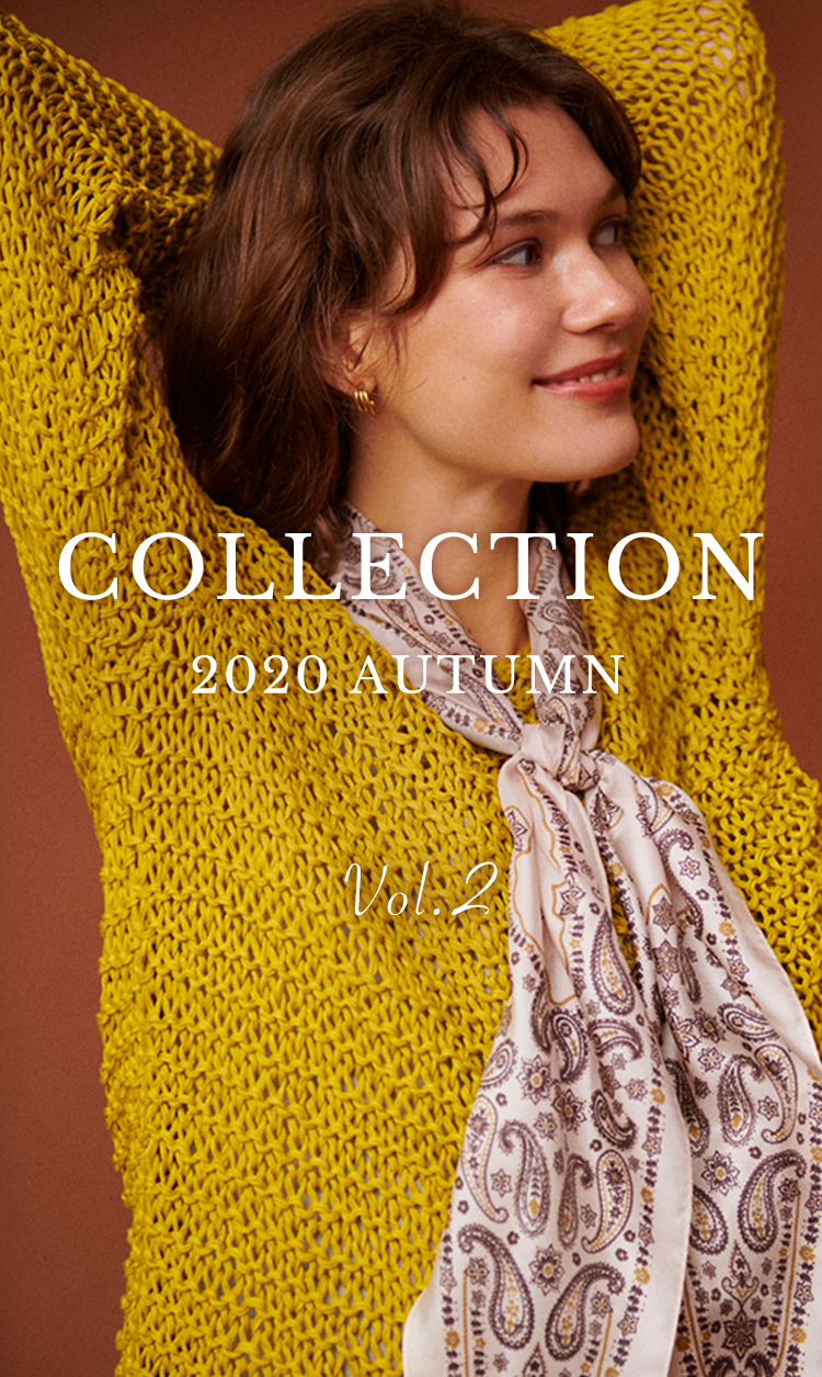 COLLECTION 2020 AUTUMN