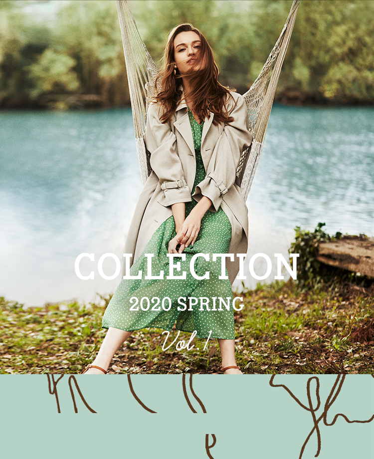 COLLECTION 2020 SPRING